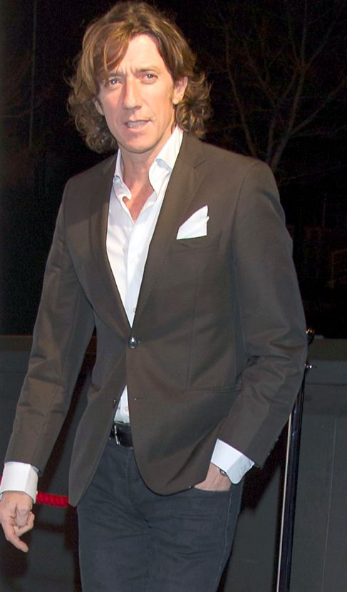 Nicolás Vallejo-Nágera, anoche.