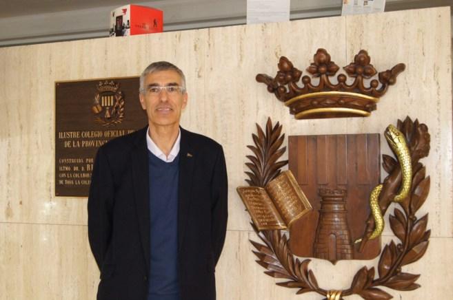 Rosado, nuevo presidente del Colegio Oficial de Médicos de la...