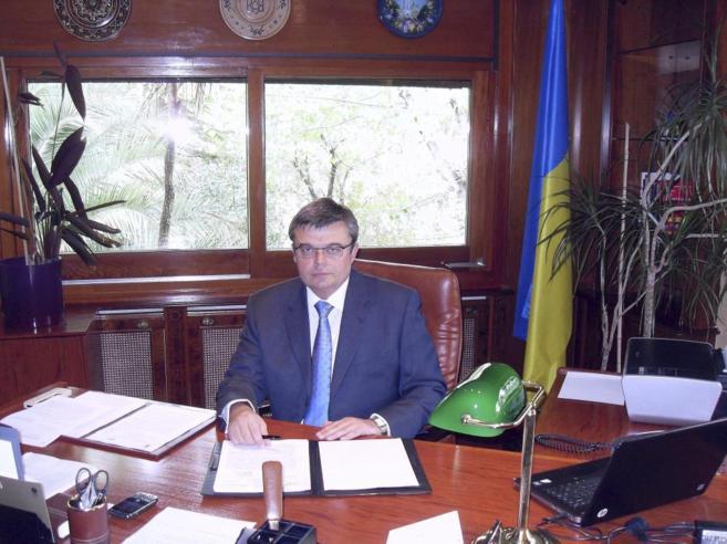 El Embajador de Ucrania en España, Serhii Pohoreltsev.