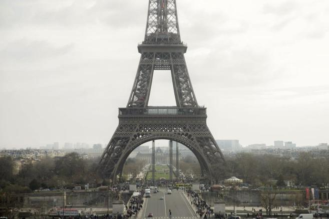 Imagen de la Torre Eiffel