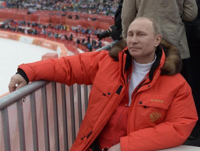 El presidente Vládimir Putin.