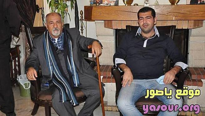 Hatem Akouche (izquierda), detenido por presunto tráfico de órganos,...
