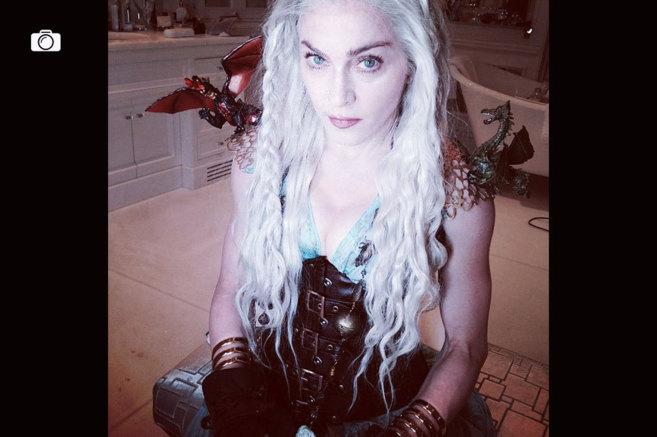 Copia el look de Daenerys de la Tormenta