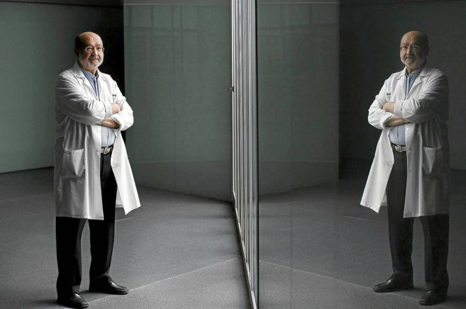 Miguel Merchán, investigador del Instituto de Neurociencias de...