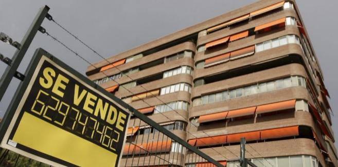 Imagen de archivo de una vivienda en venta de Madrid.