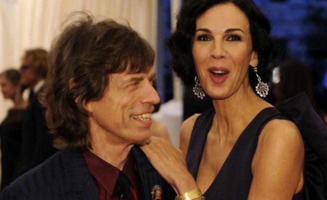 Scott y Jagger, fotografiados en 2012 en Nueva York.