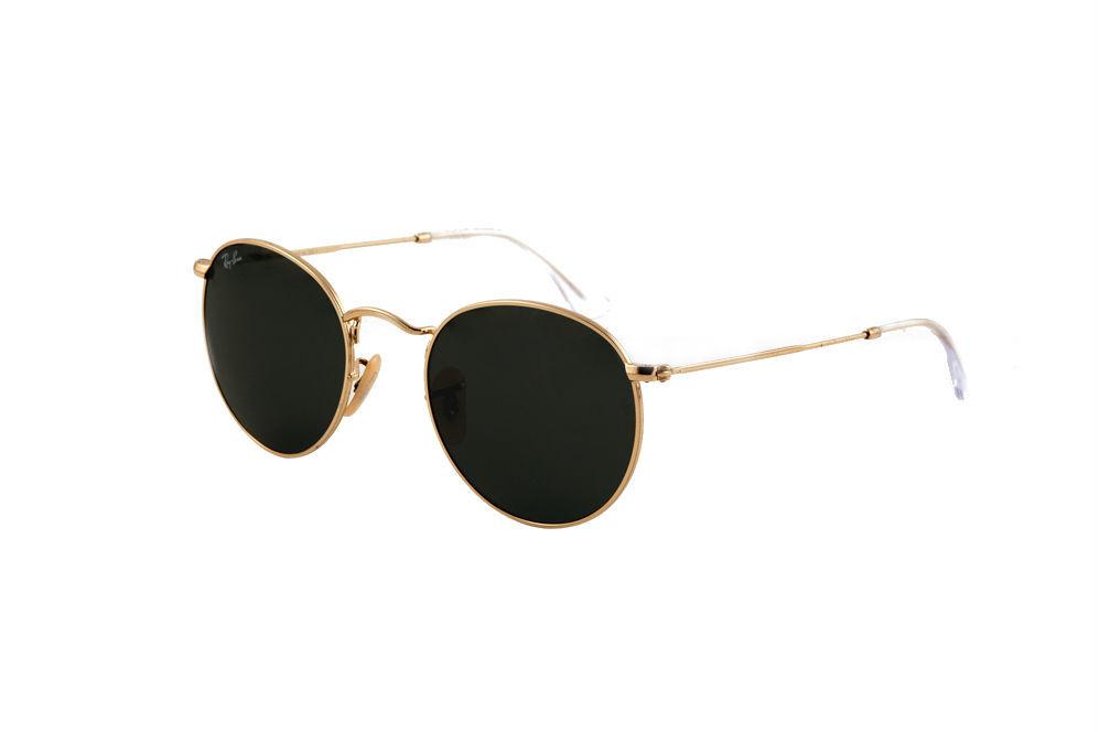 33712f2cb03ac Las 20 gafas redondas que desearás tener - Ray Ban Aviator redondas ...