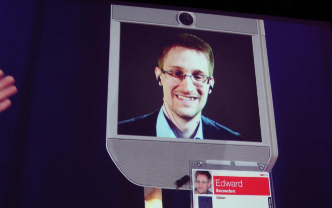 Snowden ha facilitado documentación relativa al programa de control...