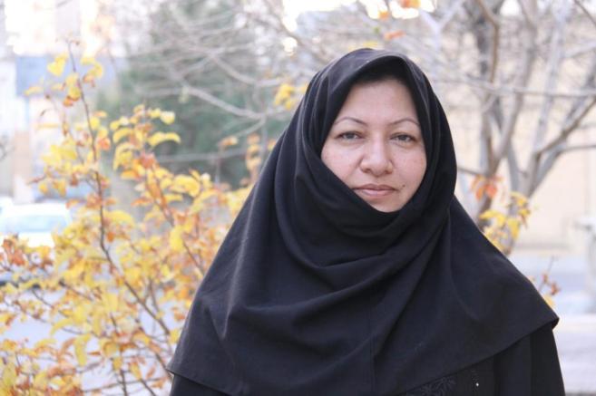 Sakineh Mohammadi Ashtiani, lamujer que fue condenada a morir...