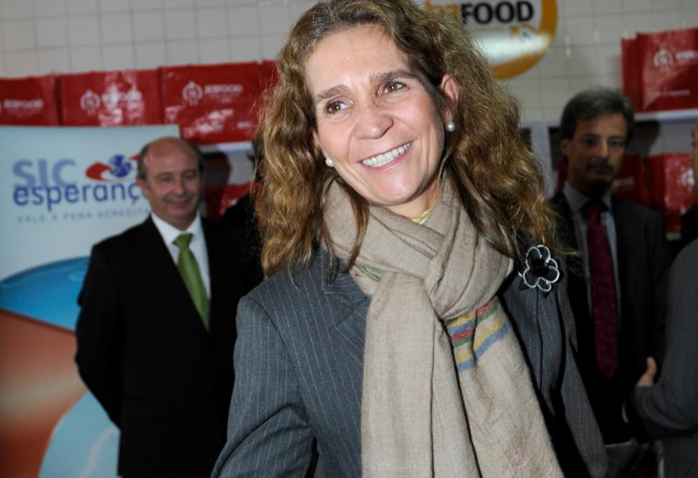 <strong>Elena de Borbón:</strong> «No tengo tiempo para tener...