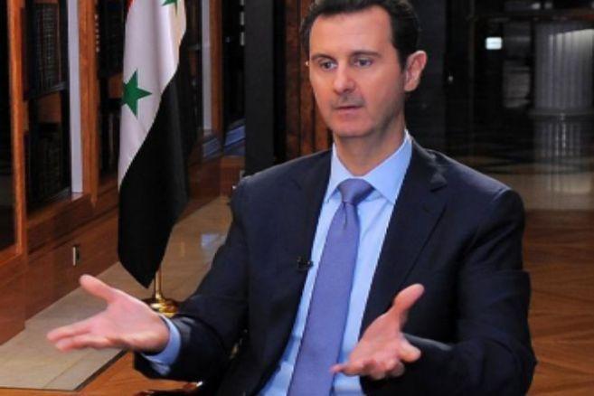 El presidente de Siria, Bashar Asad.