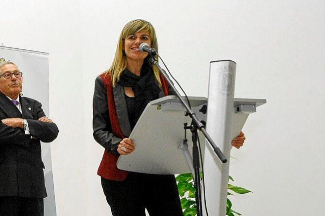 La consellera Asunción Sánchez Zaplana en un acto reciente.