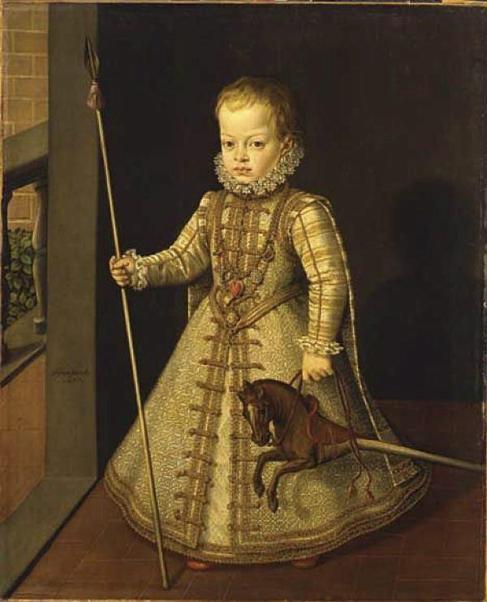'Retrato de don Diego', de Sánchez Coello.