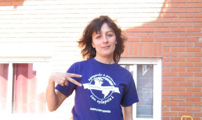 Sara lleva 32 años viviendo con epilepsia, enfermedad que no le ha...