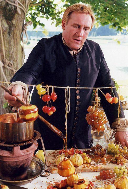 Gérard Depardieu, en el papel de 'Vatel'.