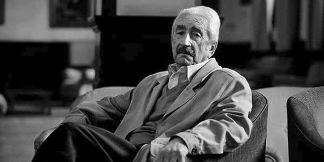 El escritor Armando López Salinas.