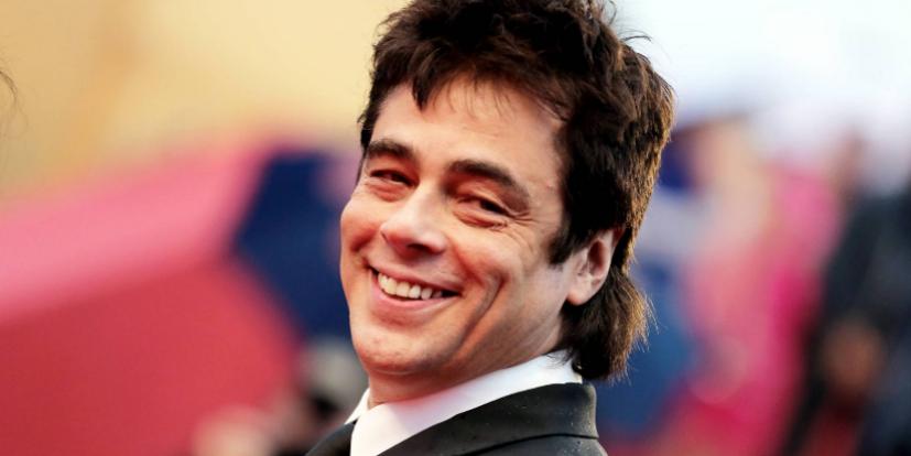 <strong>Benicio Del Toro.</strong> El ganador de un Oscar...