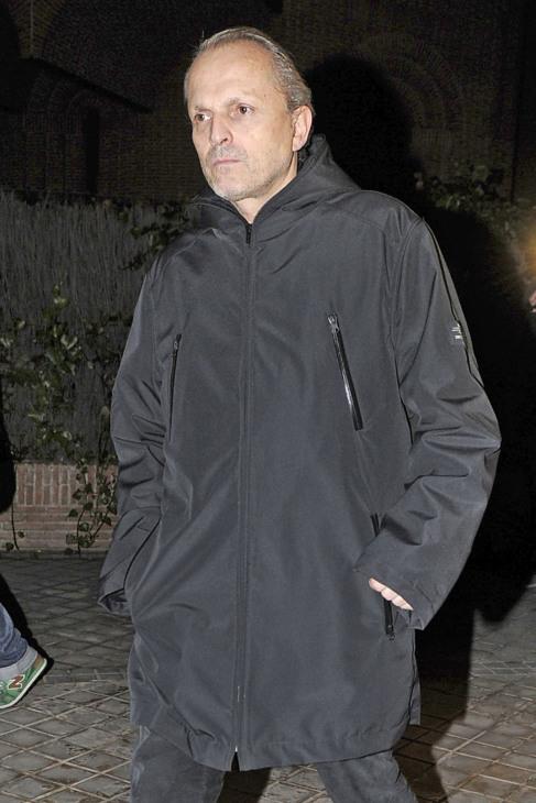Miguel Bosé, galardonado con el 'Premio Limón'.