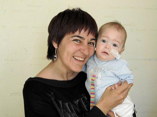 Un bebé con 7 meses recibe con éxito 7 órganos en un trasplante