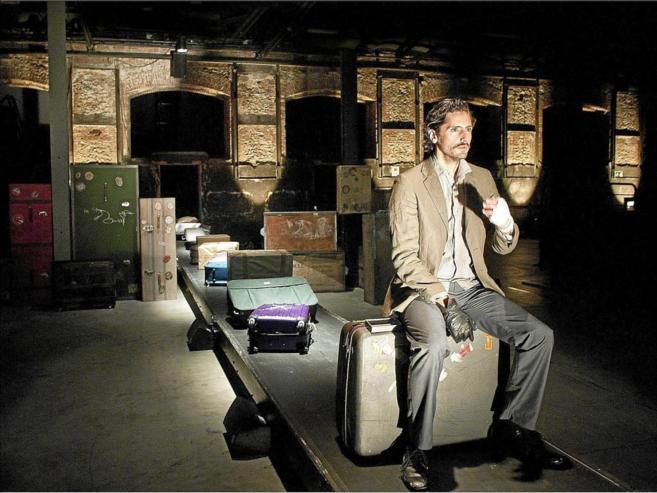 Juan Diego Botto en 'Un trozo invisible de este mundo'.