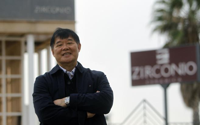 El director general de Niro Group-Zirconio, Bong Kuan Shin.