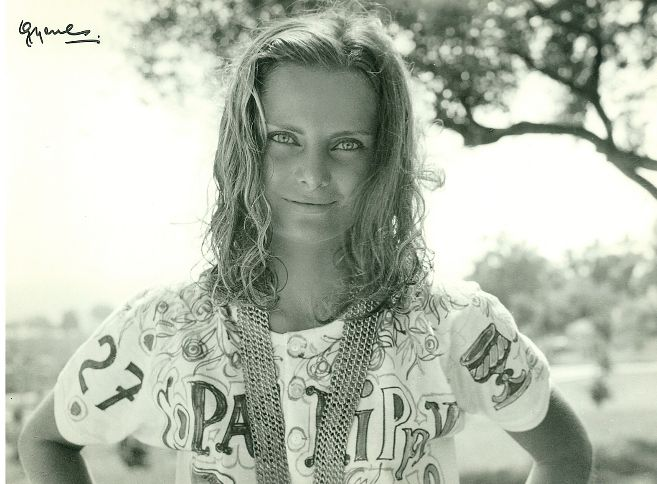 Carmen Díez de Rivera, en una imagen de archivo.