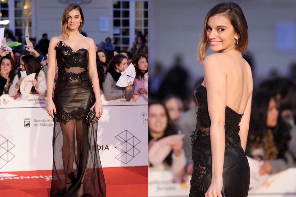 Norma Ruiz se decantó por un diseño de Ermanno Scervino.