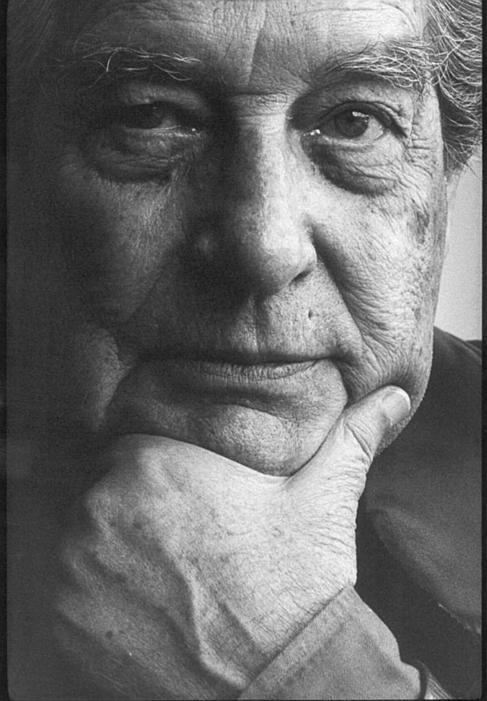 El escritor, en una imagen de 1993.