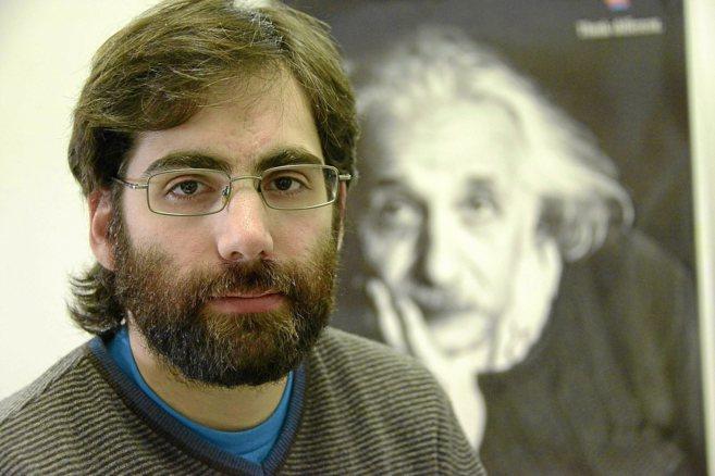 Alejandro Bohé, investigador del Grupo de Relatividad y Gravitación...