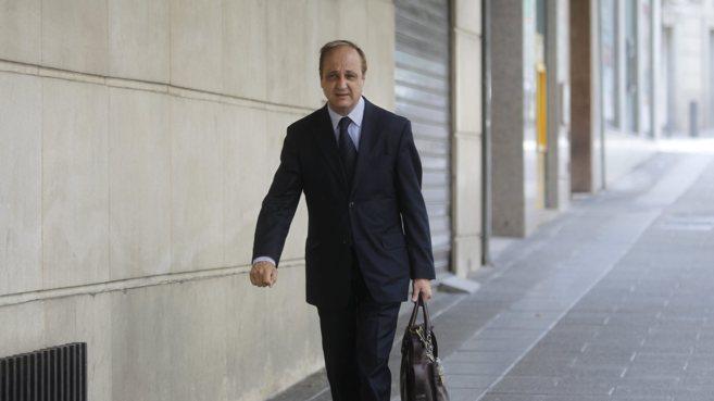 El abogado Diego de Ramón (Plataforma CAM).