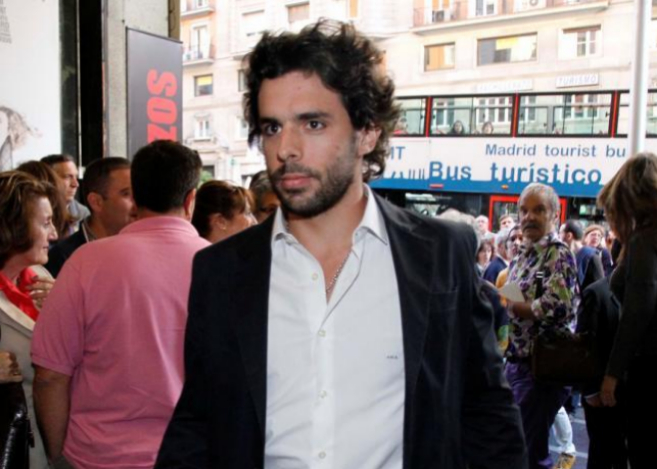 El hijo del ex presidente del Gobierno, Alonso Aznar Botella.