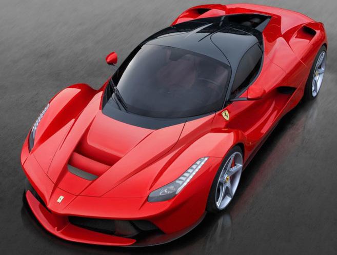 59fe31661 En lo que llevamos de este año, ya se ha vendido un Ferrari LaFerrari.