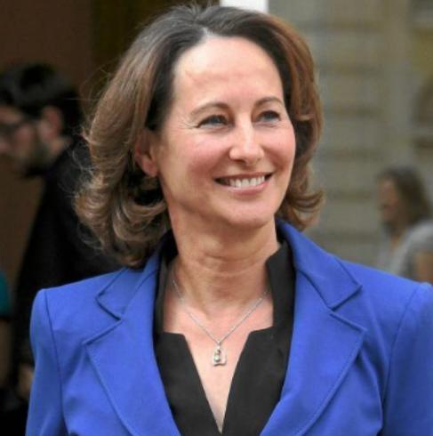 La nueva ministra francesa de Ecología, la socialista Ségolène...
