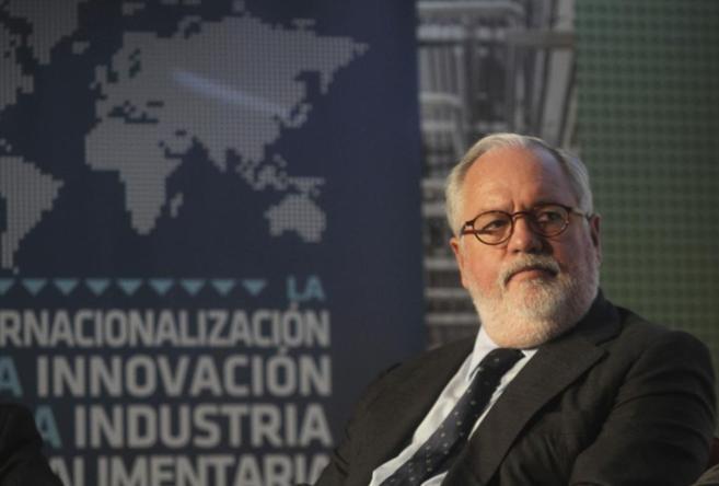El ministro de Agricultura, Miguel Arias Cañete.