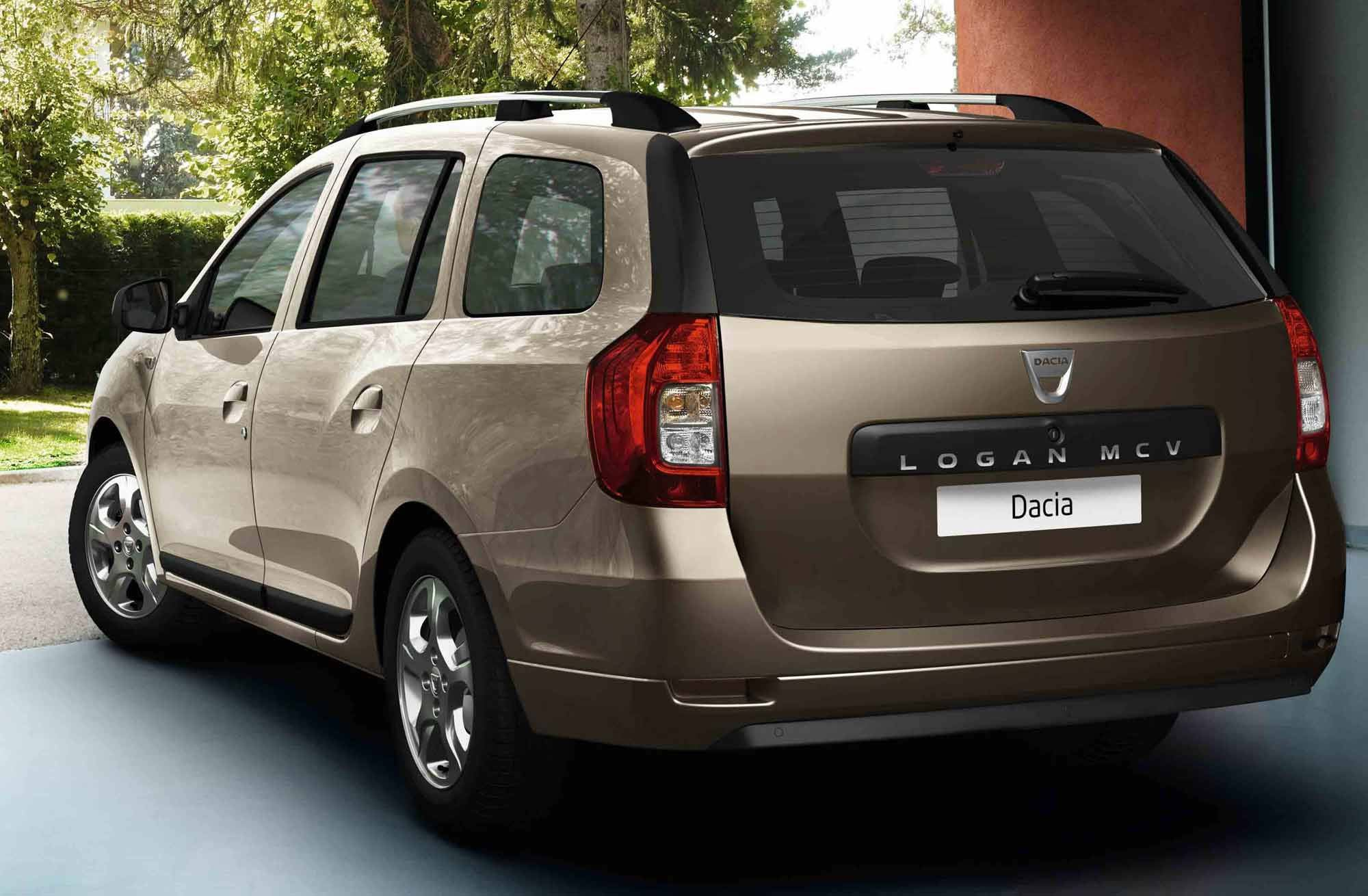 Dacia Logan Mcv  El Familiar M U00e1s Asequible