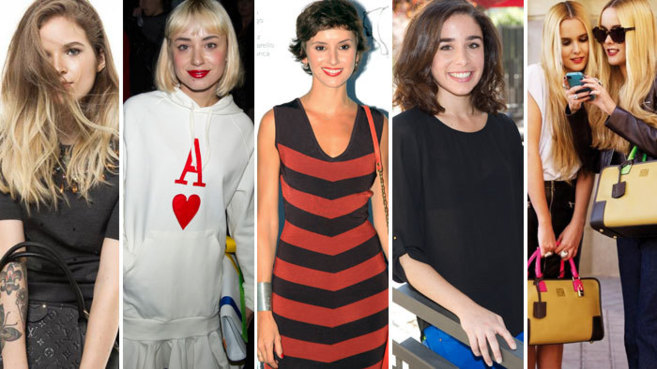 María Rosenfeldt, Miranda Makaroff, Marina San José, Candela Serrat...
