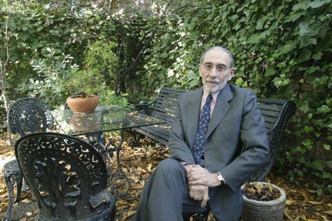 Máximo Cajal, en una imagen de 2003.