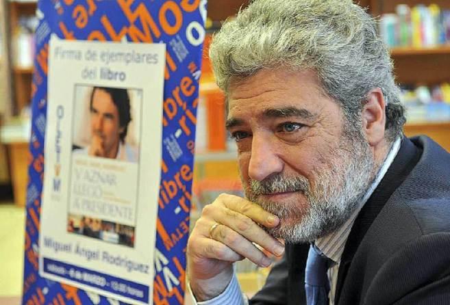 Miguel Ángel Rodríguez cuadriplicó la tasa de alcoholemia tras...
