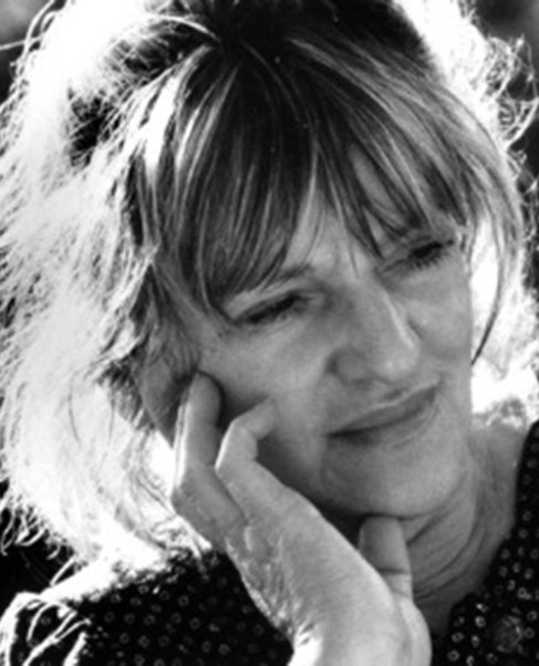 Marie-Louise Scherer, en un retrato promocional.