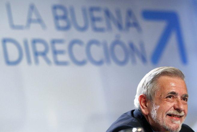 Antonio Beteta en la Intermunicipal Municipal que se celebra en...