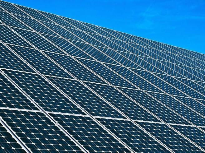 Placas solares.