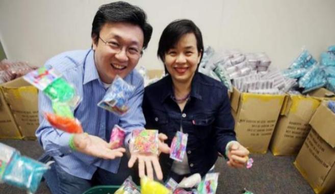 fc7d76d659c7 Las pulseras de goma que han hecho rico al malayo Choon... | Crónica ...