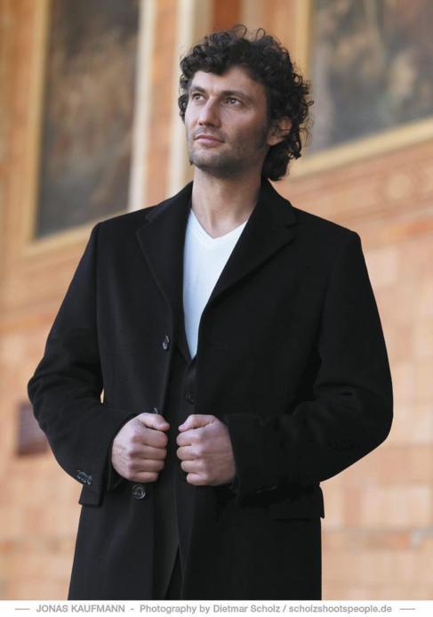 Jonas Kaufmann, en un retrato promocinal.