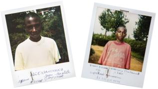 Dos de los niños retratados por Save The Children.