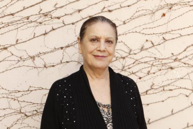 La actriz Terele Pavez