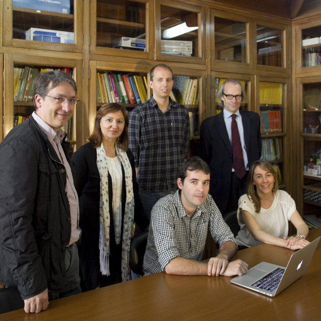 Jordi Vitrià, Petia Radeva, Michal Drozdal, Fernando Azpiroz, Santi...