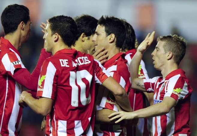 El Athletic asegurará matemáticamente la cuarta plaza si gana sus tres  partidos en casa d64821b77c3ba