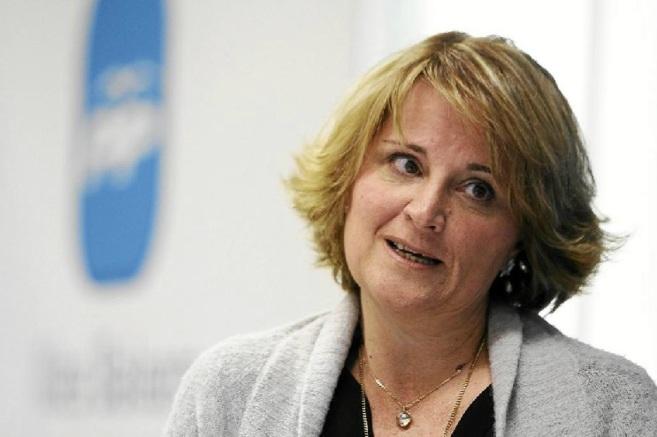 La actual eurodiputada y ex presidenta del PP balear, Rosa Estaràs.