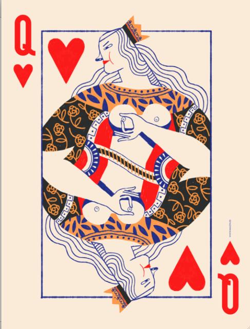 Ilustración de Malota agrupada en la temática Erotic Games.