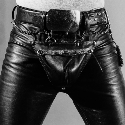 'Leather Crotch'. 1980.